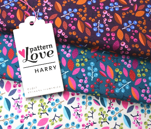Pattern Love - Harry